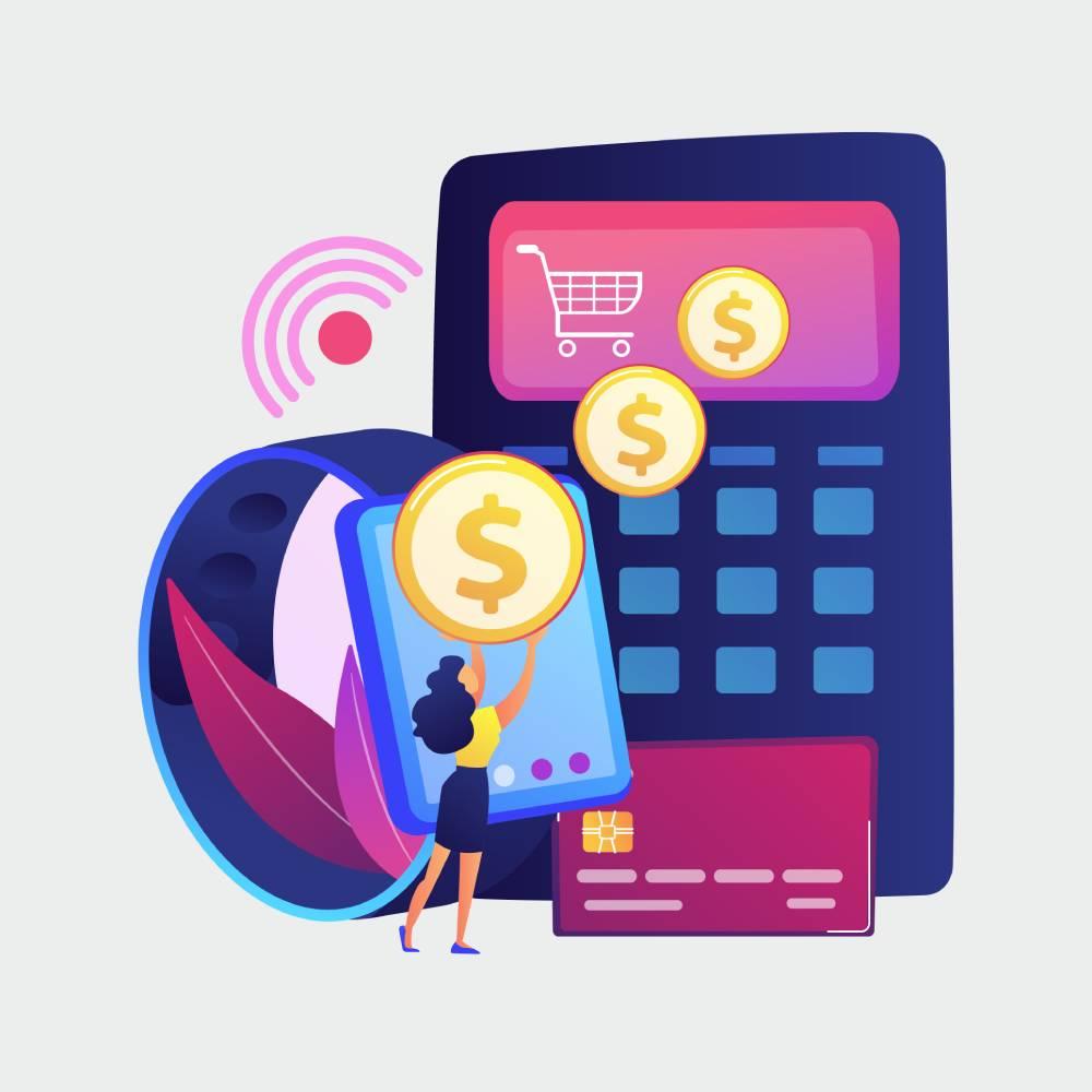 Sicheres und maßgeschneidertes Zahlungsverfahren für Ihr Unternehmen